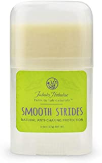 Natural Anti Chafing Balm - Smooth Strides | Irritation protection | 0.6 oz Stick