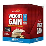 Naturade Weight Gain Supplement, 12 Count