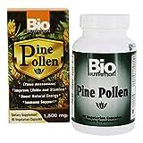 Bio Nutrition Pine Pollen Capsules, 90 Count