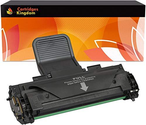 Toner Compatibile Nero per Samsung ML-1610, ML-1615, ML-1650, ML-2010, ML-2010P, ML-2010R, ML-2015, ML-2510, ML-2570, ML-2571, ML-2571N, SCX-4321, SCX-4321F, SCX-4521, SCX-4521F