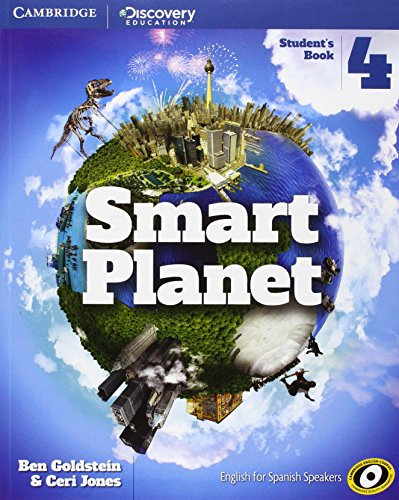 Smart Planet Level 4 Student's Book with DVD-ROM -