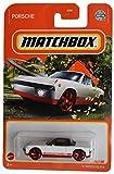 Matchbox '71 Porsche 914, White/red