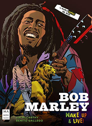 Bob Marley (La novela gráfica del rock)
