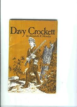 Paperback Davy Crockett, hero of the wild frontier, Book