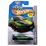 2013 Hot Wheels Hw City - Lotus Evora GT4
