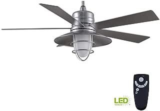 Home Decorators Collection Grayton 54 in. Indoor/Outdoor Galvanized Ceiling Fan