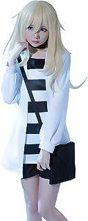 Anime Ray Rachel Gardner Cosplay Costume Womens Halloween Full Set Outfit