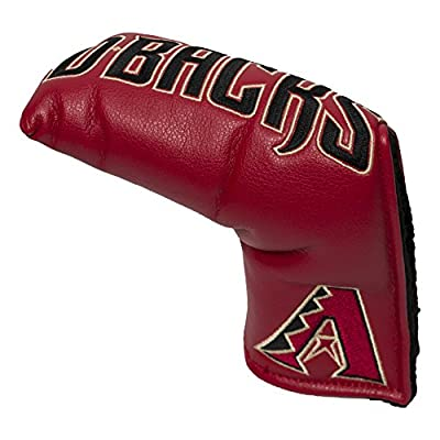 Team Golf MLB Golf Club Vintage Blade Putter Headcover, Form Fitting Design, Fits Scotty Cameron, Taylormade, Odyssey, Titleist, Ping, Callaway