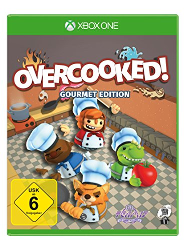 Overcooked! Gourmet Edition [Xbox One]