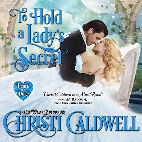 To Hold a Lady's Secret cover art