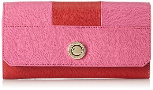 Liebeskind Berlin Damen Kirk Portho Clutch, Pink (Bright Rose), 4x21x11 cm