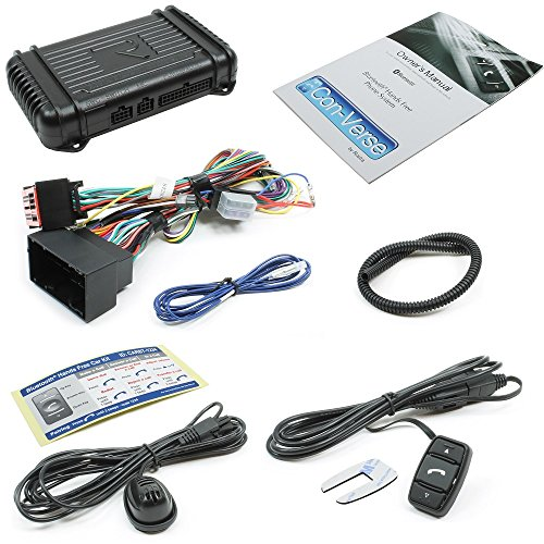 Rostra 250-7504-CHR6 Con-Verse Bluetooth Control Switch for Select Dodge/Jeep/Ram Vehicles