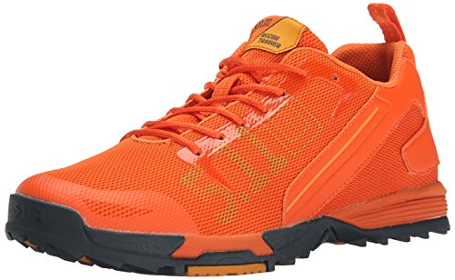 5.11 Tactical Women's Recon TSO Cross-Training Shoe,Scope Orange,7.5 D(M) US