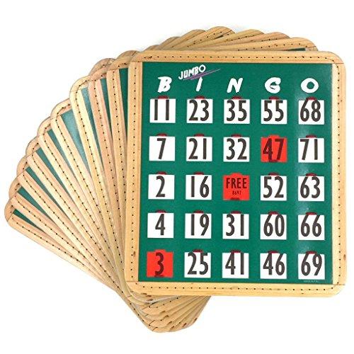 tapp Kollektionen ™ Bingo Shutter Karten 10-pk