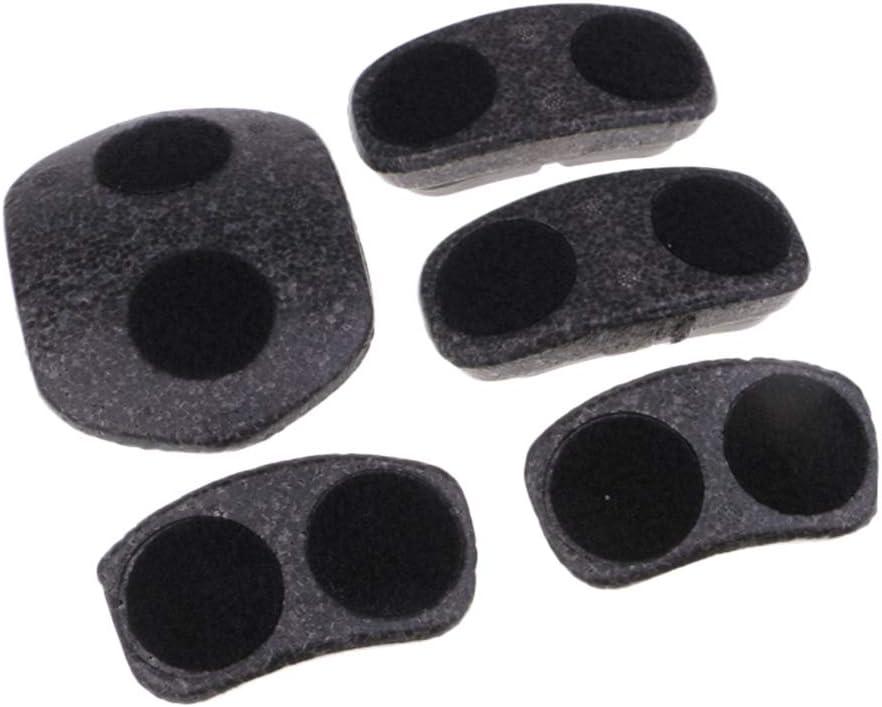 Sharplace Kit Coussinet de Remplacement pour Casque Rembourrage en Mousse DIY