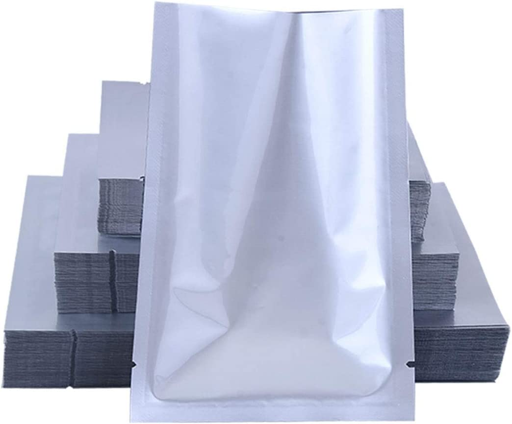 50 Pcs Resealable Cheap mail order shopping Mylar Challenge the lowest price of Japan Aluminum Heat Bags Sealable Foil -