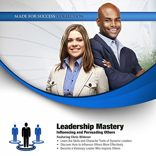 Leadership Mastery audiobook cover art