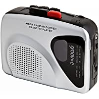 Groove Personal Cassette reproductor y grabador