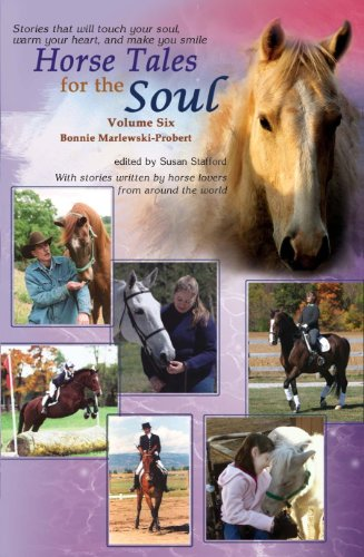 Book: Horse Tales for the Soul - Volume 6 by Bonnie Marlewski-Probert