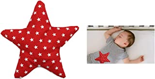 """Sacca termica per alleviare le coliche nei neonati """"Stella Rossa"""" - contiene 150 g di noccioli di ciliegia - Per alleviare..."""
