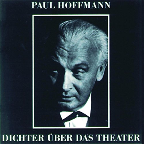 Dichter über das Theater audiobook cover art