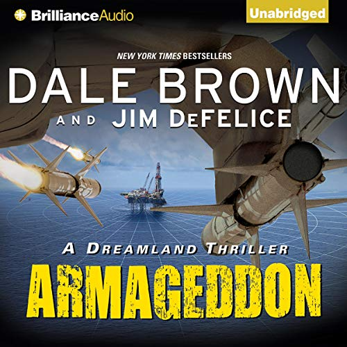 Armageddon  By  cover art