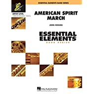 American Spirit March – Concert Band – SET