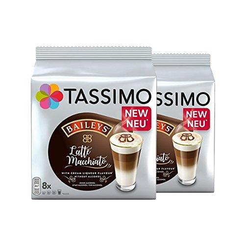 Tassimo Latte Macchiato Baileys 2er Pack