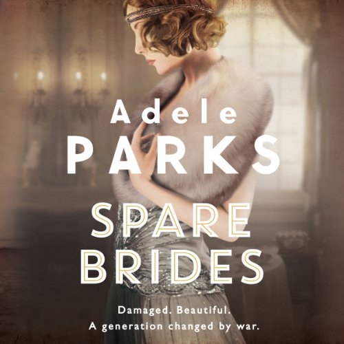 Spare Brides audiobook cover art