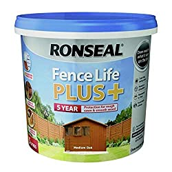 Ronseal Fence Life Plus Paint