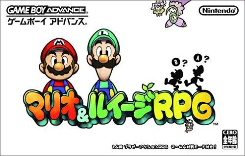 任天堂『マリオ&ルイージRPG』