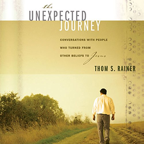 The Unexpected Journey audiobook cover art