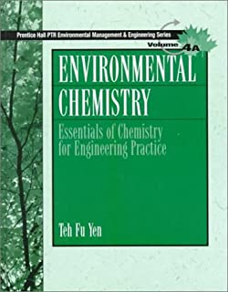 Environmental Chemistry: Essentials of Chemistry for Engineering Practice, Volume 4A