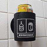 #SHOWERBEER - Shower Beer Holder for in Shower Use, Keeps Beer Cold and Hands Free