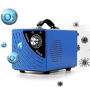 Sophinique, generatore portatile di ozone, macchina O3, ionizzatore dell'aria domestica, 10000 mg/ora