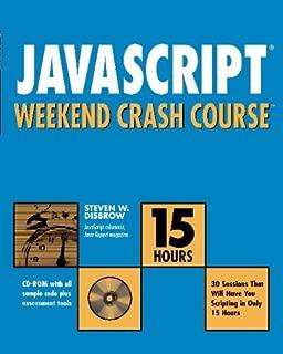 JavaScript? Weekend Crash Course
