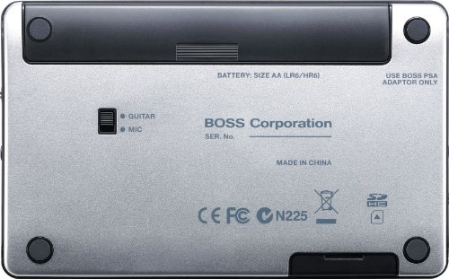 BOSSDigitalRecorderMICROBRBR-80