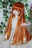 Tita-Doremi Ball-jointed Doll BJD Perücke Puppen Haarteil Für 1/3 8-9 inch Dollfie Volks Pullip...