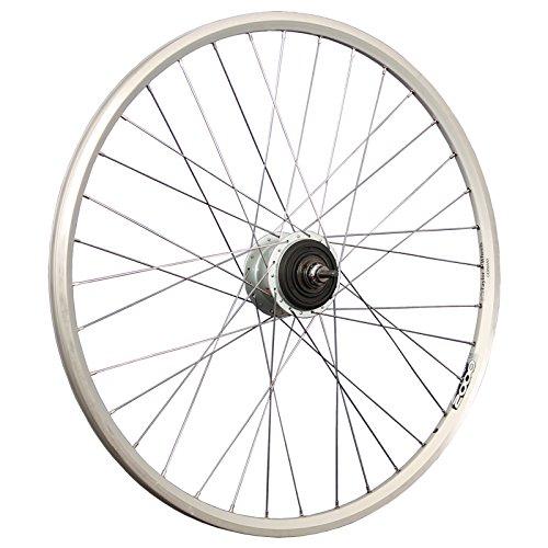 Taylor-Wheels 28 Zoll Hinterrad ZAC2000 / Nexus Inter-8 - Silber
