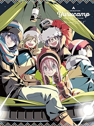 『ゆるキャン△』Blu-rayBOX