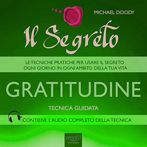 Il Segreto – Gratitudine [The Secret - Gratitude] Titelbild