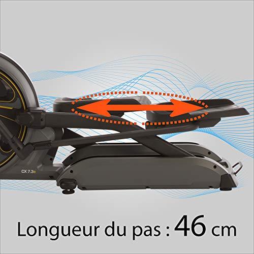 MAXXUS Crosstrainer CX 7.3e Ellipsentrainer - 4