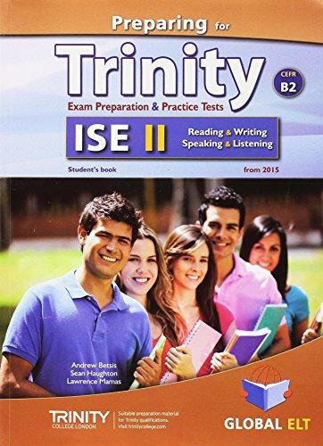 PREPARING FOR TRINITY-ISE II B2 SB