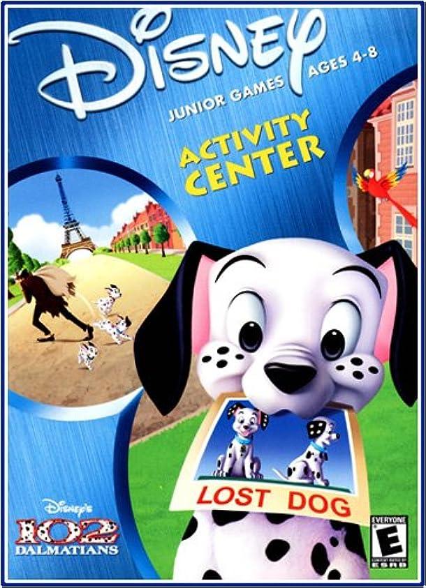 一口ロードブロッキング大胆不敵102 Dalmatians Activity Center (輸入版)