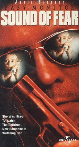 Baby Monitor: Sound of Fear [VHS] Drama Movies Mystery Thrillers