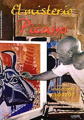 O Mistério De Picasso - ( Le mystère Picasso ) Henri-Georges Clouzot