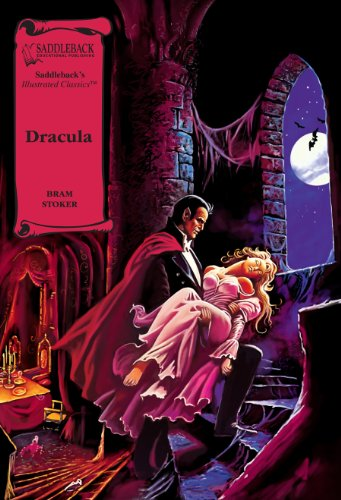 Dracula Graphic Novel (Illustrated Classics)