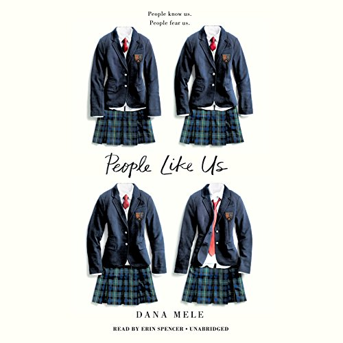 People Like Us audiobook cover art