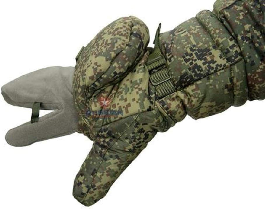 Russian Army VKPO VKBO Mittens Gloves 値下げ New Insulated Generation 100%品質保証!