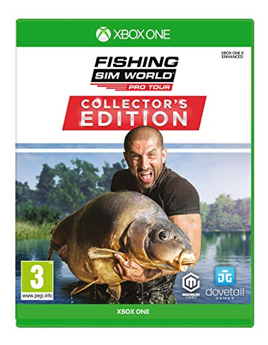 Maximum Games - Fishing Sim World: Pro Tour Collector's Edition /Xbox One (1 GAMES)